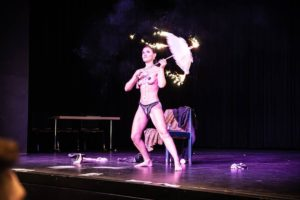 Stripperin Burlesque Show buchen
